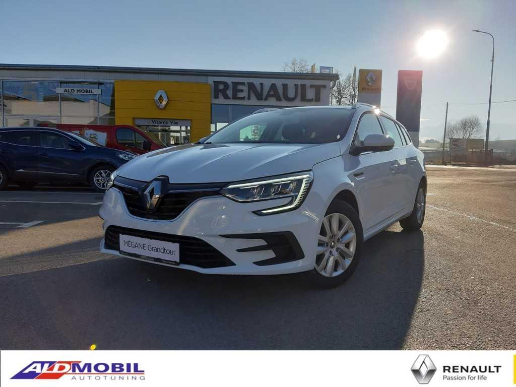Renault Mégane Grandtour Blue dCi 115