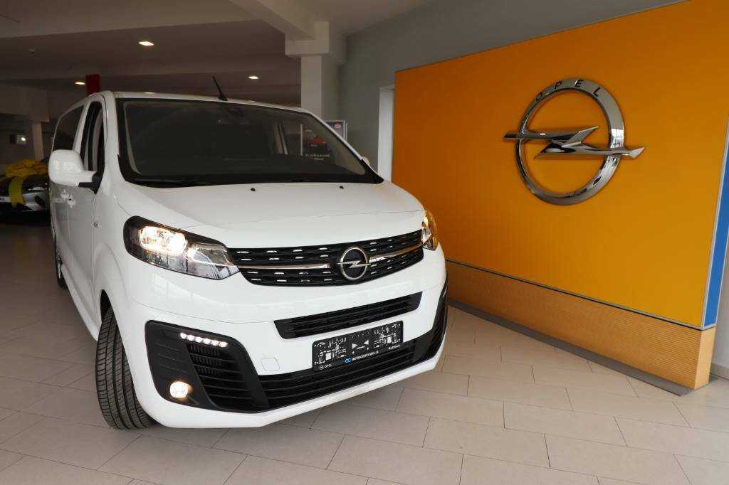 Opel Zafira Life L2H1 (L) Standard Business Edition