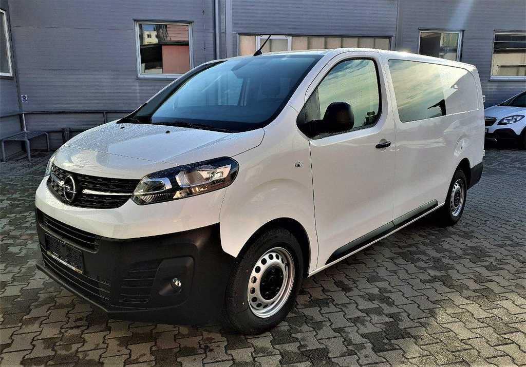 Opel Vivaro  CrewVan L2H1 2.0CDTi