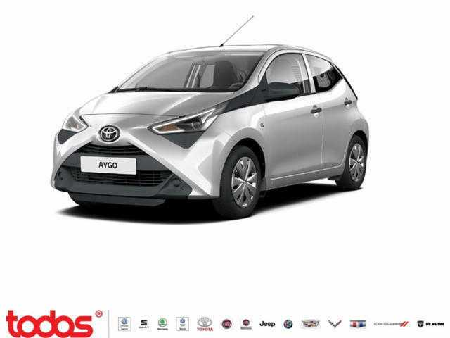 Toyota Aygo  1,0 x-play + style /