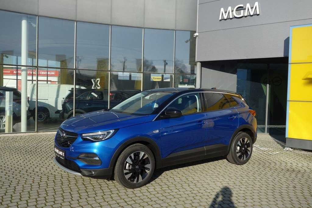 Opel Grandland X  Ultimate 1.6 Turbo 133kw AT8