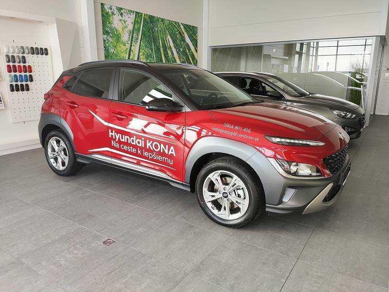 Hyundai Kona 1.6 T-GDi Family 7DCT 4x4