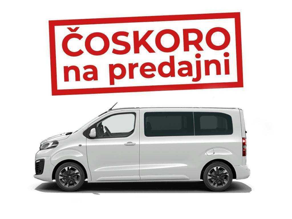 Opel Zafira Life 2.0 CDTI 177k L Edition A/T