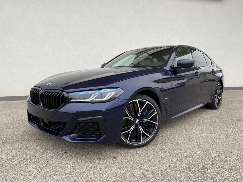 BMW rad 5 540i xDrive (G30)