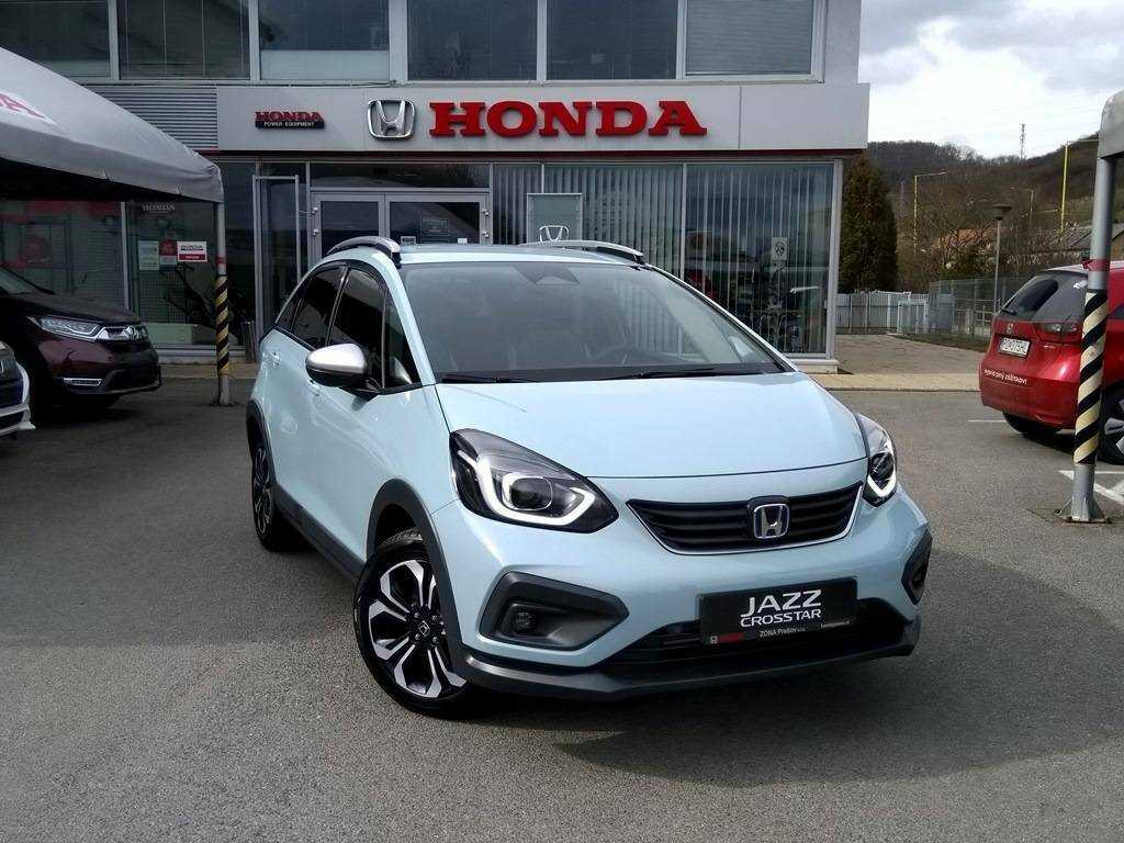 Honda Jazz Crosstar 1.5 e:HEV Executive e-CVT