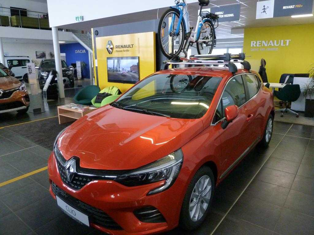 Renault Clio TCe 100 Intens