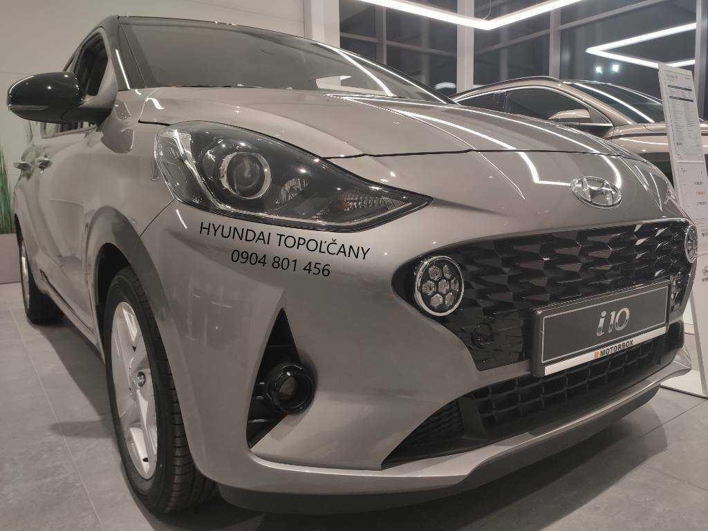 Hyundai i10 1.2i 16V DOHC Comfort