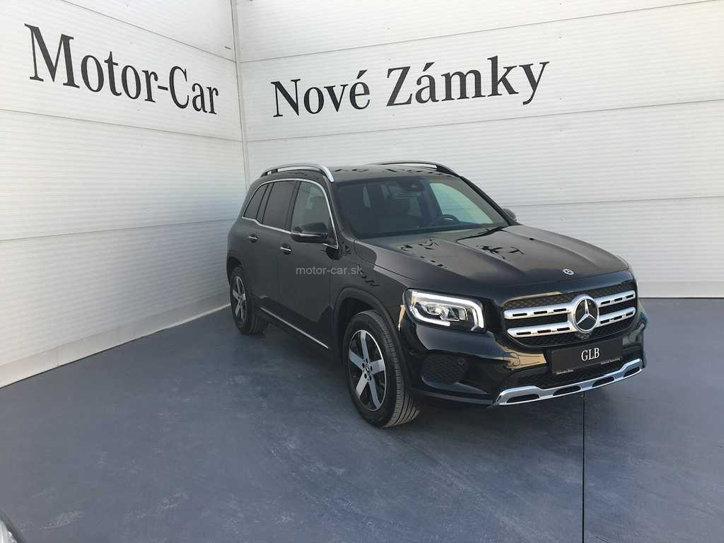 MERCEDES-BENZ GLB 220 d 4 MATIC