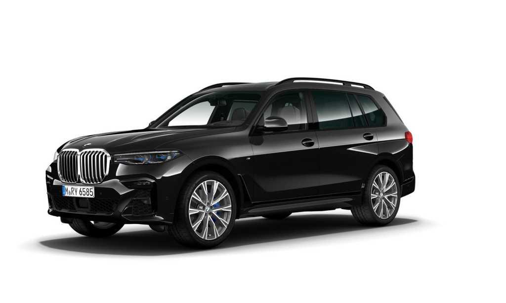 BMW X7 xDrive40d M Sport (G07)