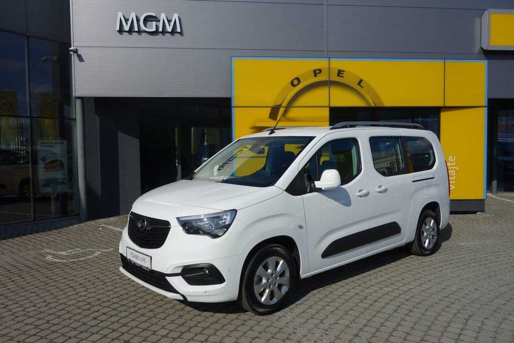 Opel Combo  Enjoy XL 1.2 Turbo 81kw MT6