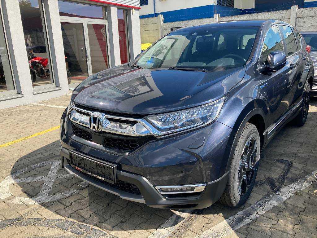 Honda CR-V 2.0 i-MMD HYBRID Elegance 4WD