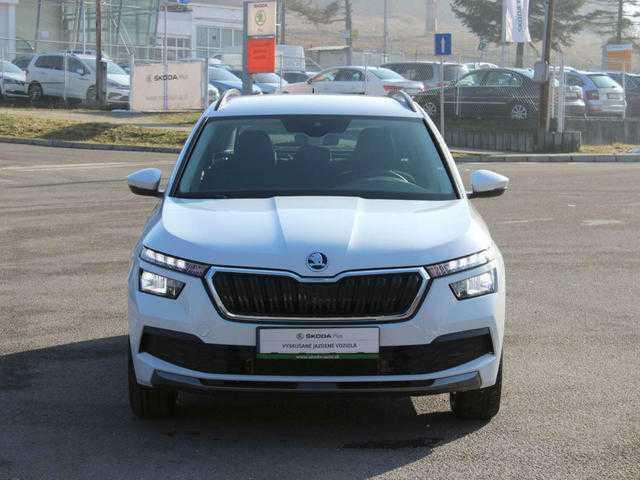 Škoda Kamiq DSG 1,6 TDI /