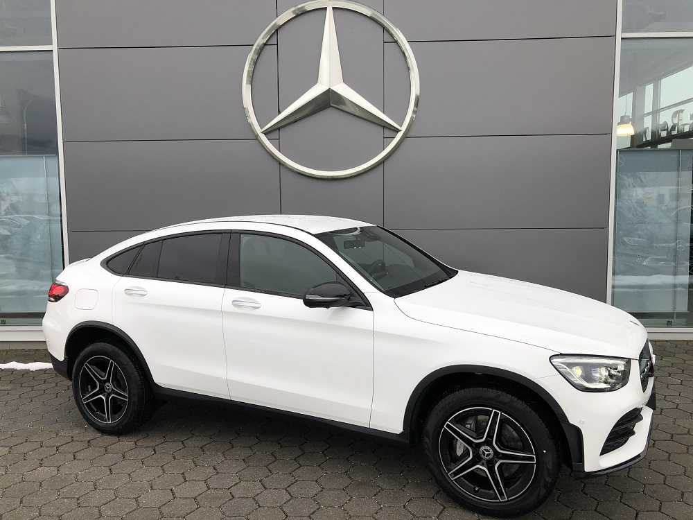 Mercedes-Benz GLC 300 de 4MATIC kupé