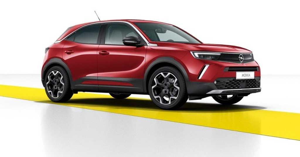 Opel Mokka  Elegance 1.2Turbo 74kw MT6 S/S