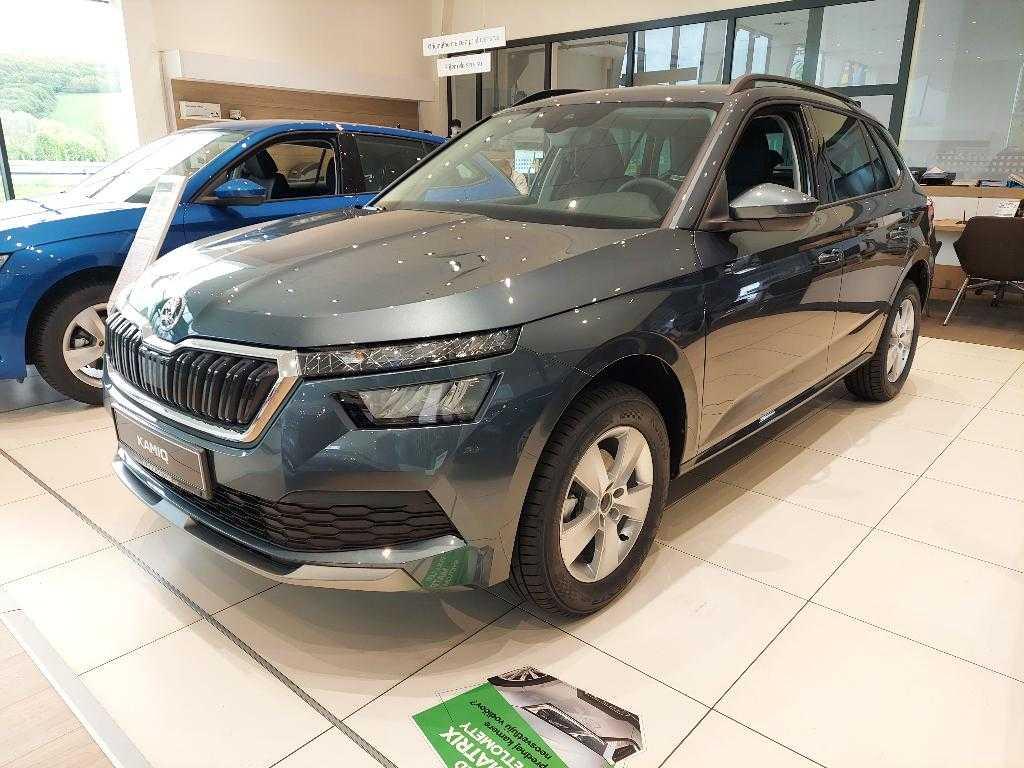 Škoda Kamiq 1.0 TSI Ambition DSG