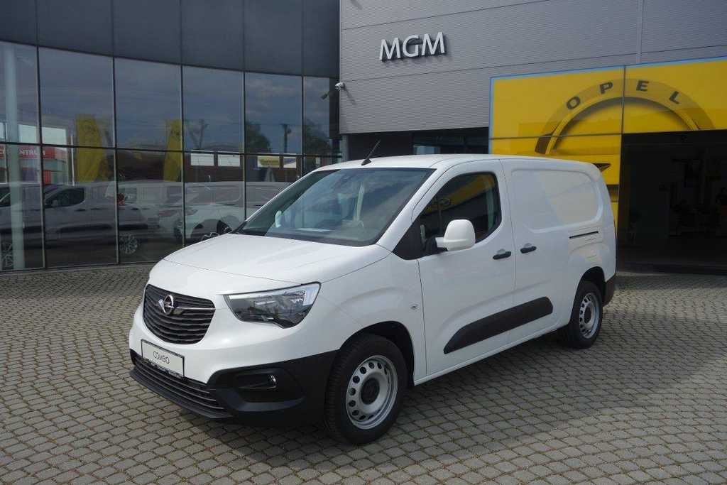 Opel Combo  Van XL Enjoy 1.2TURBO 81kW MT6