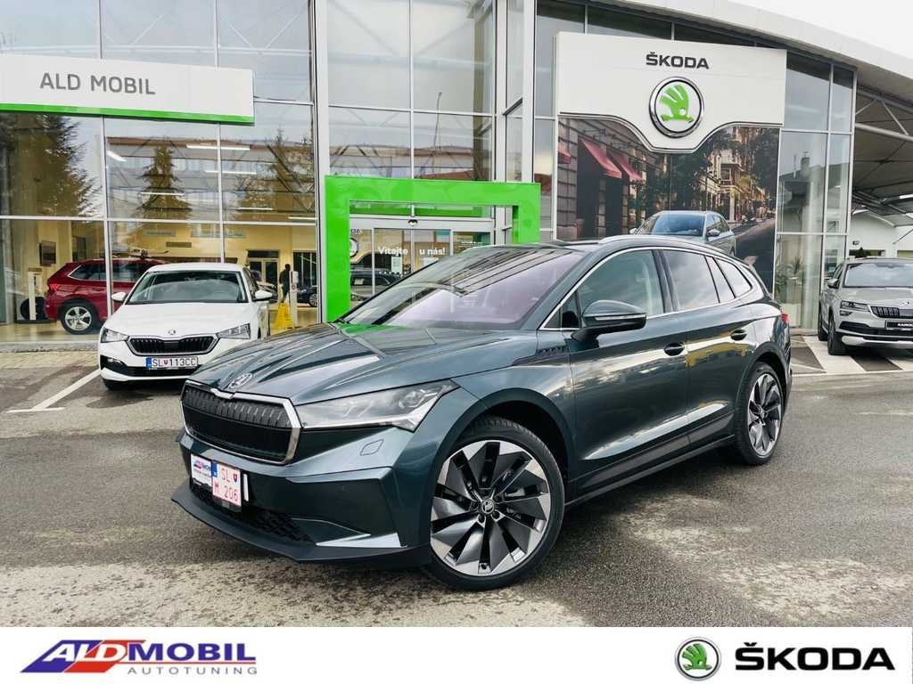 Škoda Enyaq iV 80 First Edition Plus