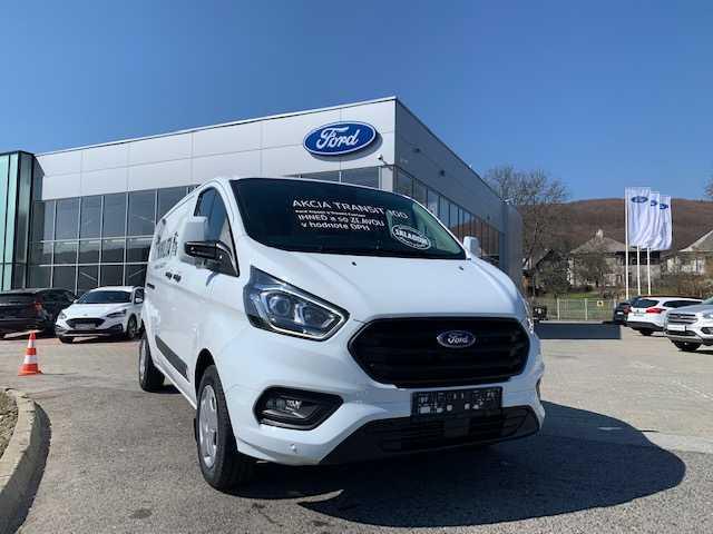 Ford Transit Custom 2.0 TDCi 130 L2H1 130k