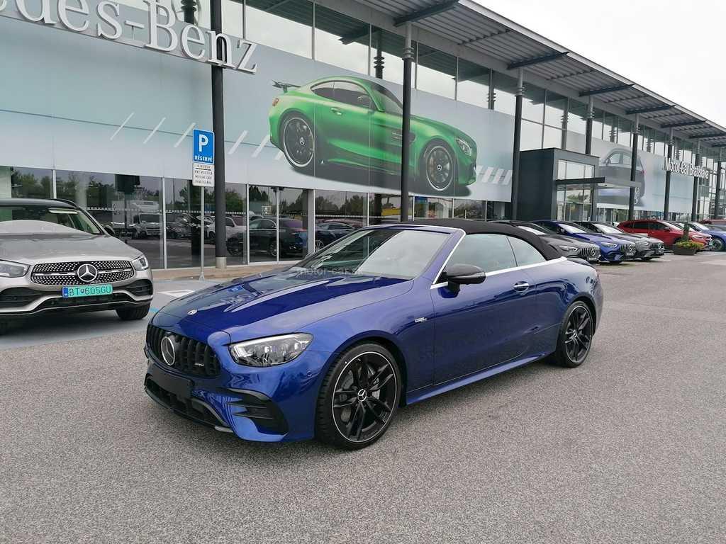 MERCEDES-BENZ Mercedes-AMG E 53 4M+kabriolet