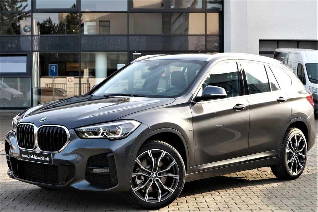 BMW X1 xDrive 20d M Sport (F48)