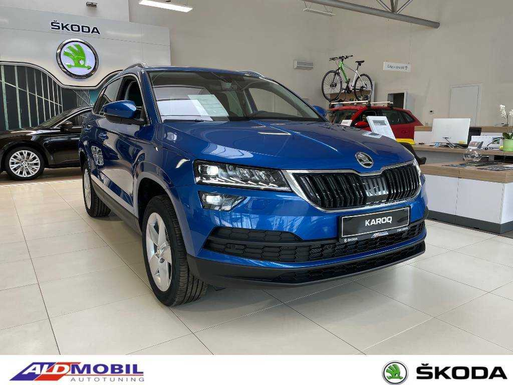 Škoda Karoq 1.5 TSI ACT Live Plus DSG