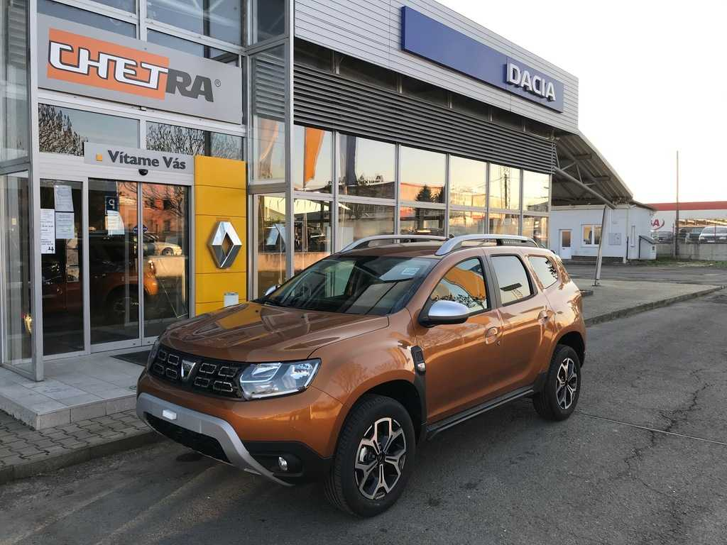 Dacia Duster Prestige 1,0 TCe 66kW / 90k 4x2 D-FUUL