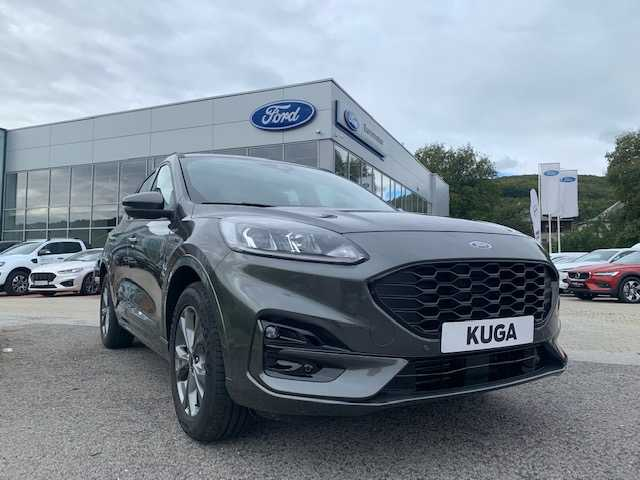 Ford Kuga 1.5 TDCi EcoBlue 120k First Edition ST-Line