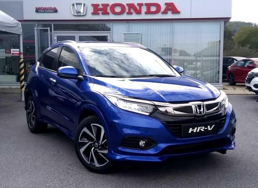 Honda HR-V 1.5 i-VTEC Executive CVT MR2020