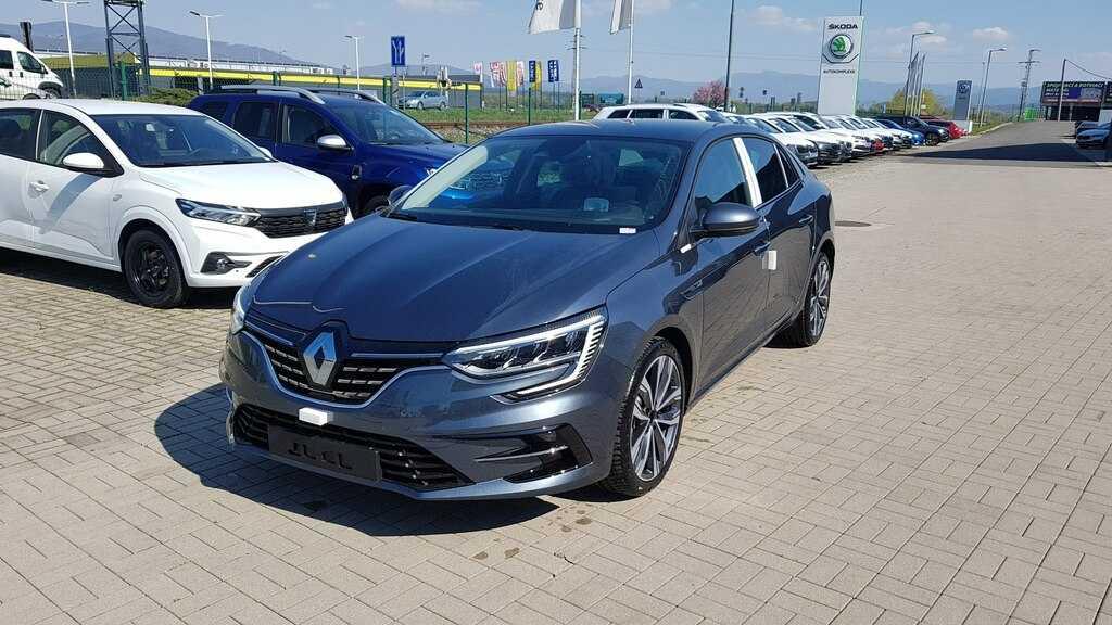 Renault Mégane Intens TCe 140