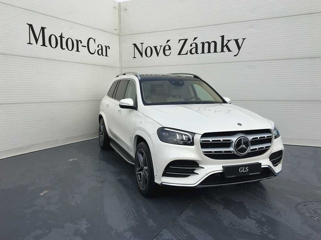 MERCEDES-BENZ GLS 580 4MATIC