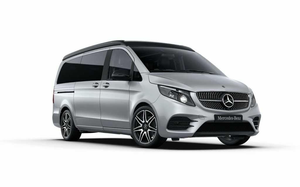 Mercedes-Benz Trieda V 300 Marco Polo Long