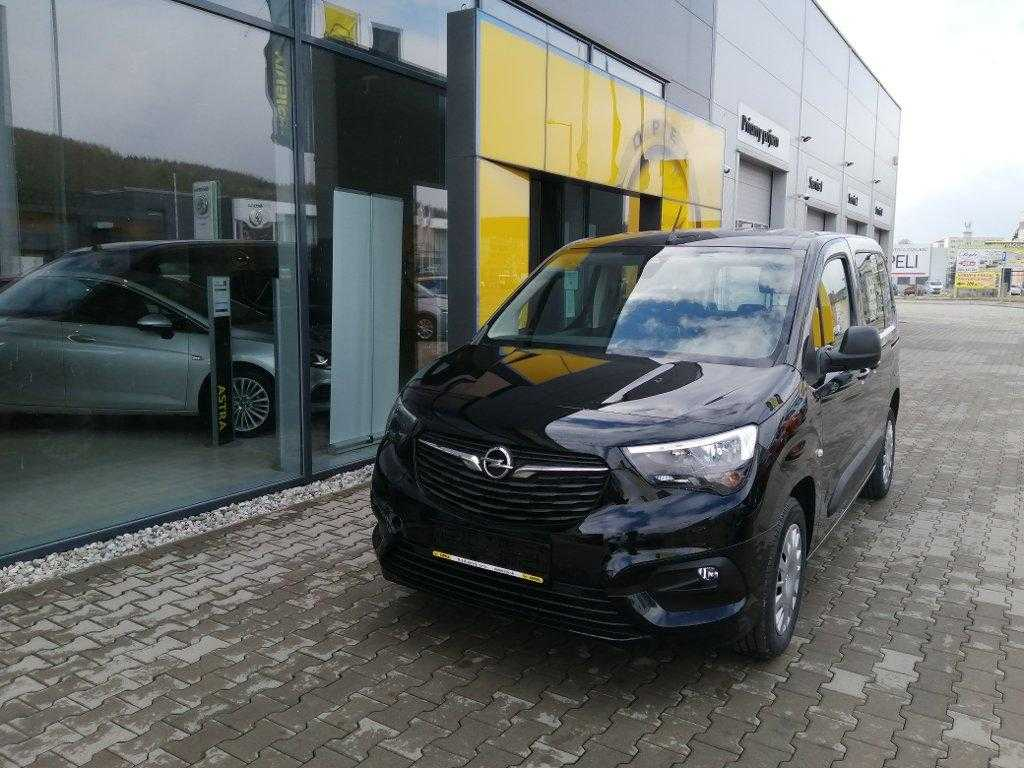 Opel Combo  Edition Plus 81kW/110K