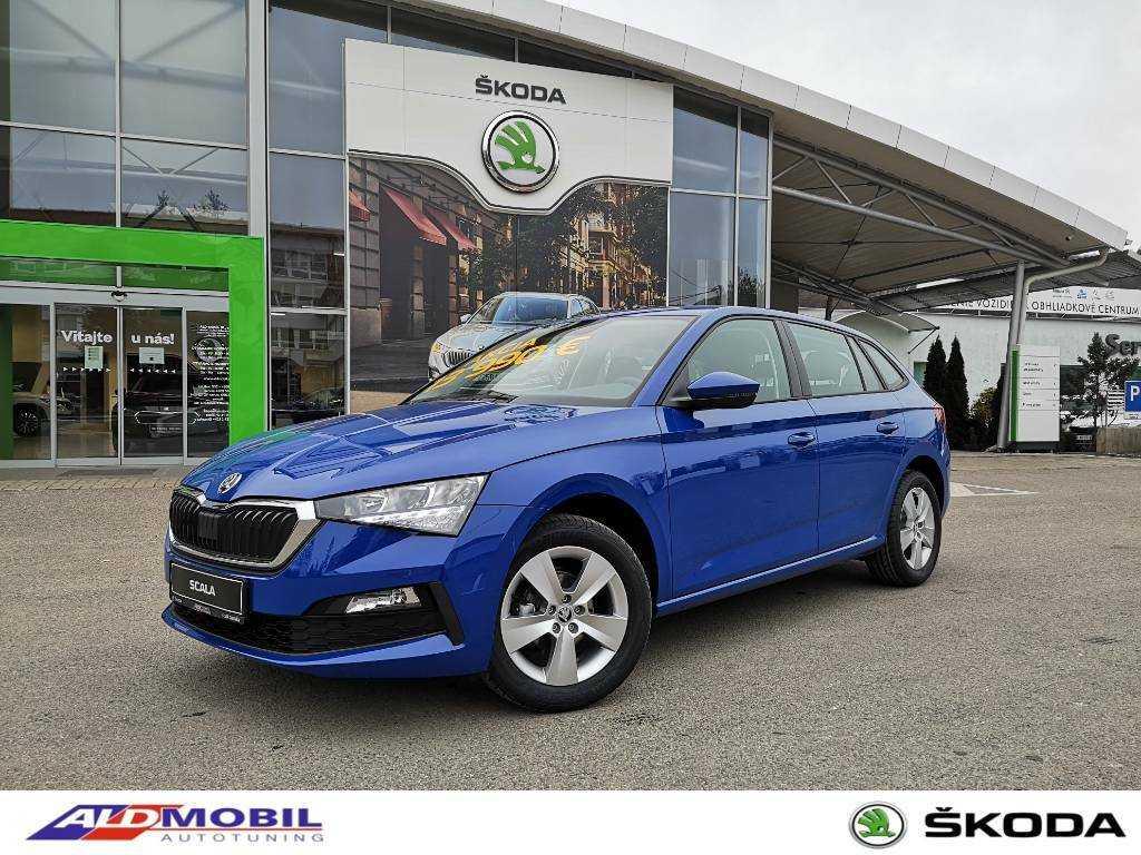 Škoda Scala 1.0 TSI 125