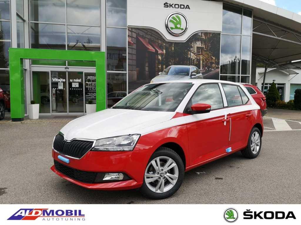 Škoda Fabia 1.0 TSI Joy