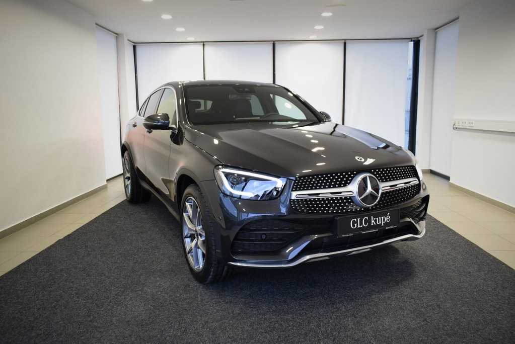 Mercedes-Benz GLC 300 d 4MATIC kupé