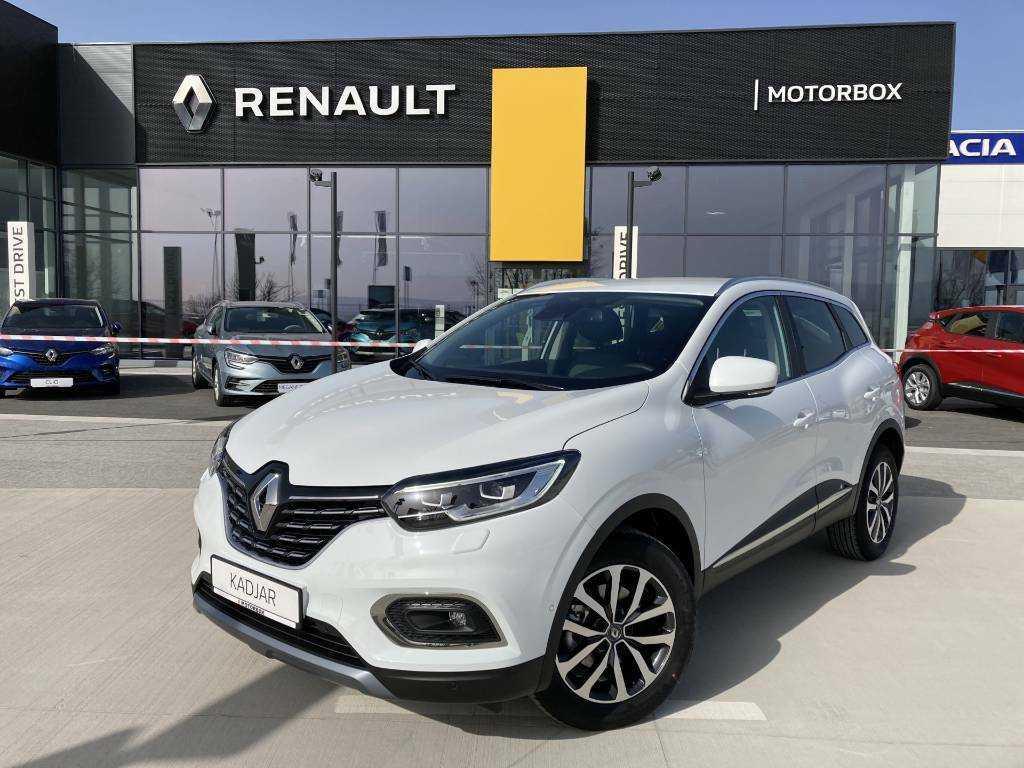 Renault Kadjar TCe 140 GPF Intens EDC