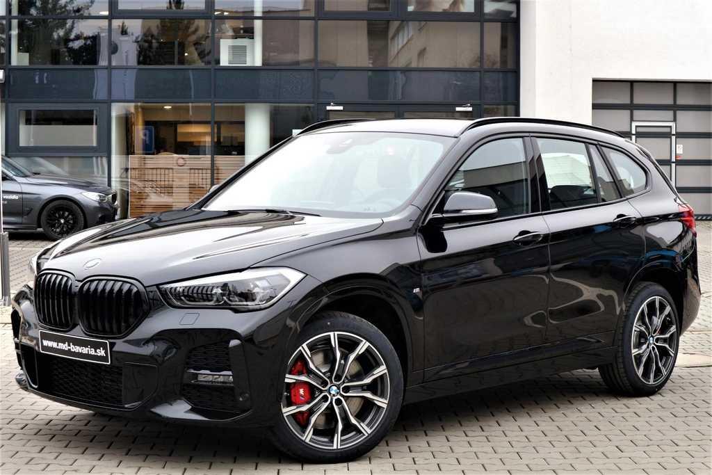 BMW X1 xDrive 20 d M Sport (F48)