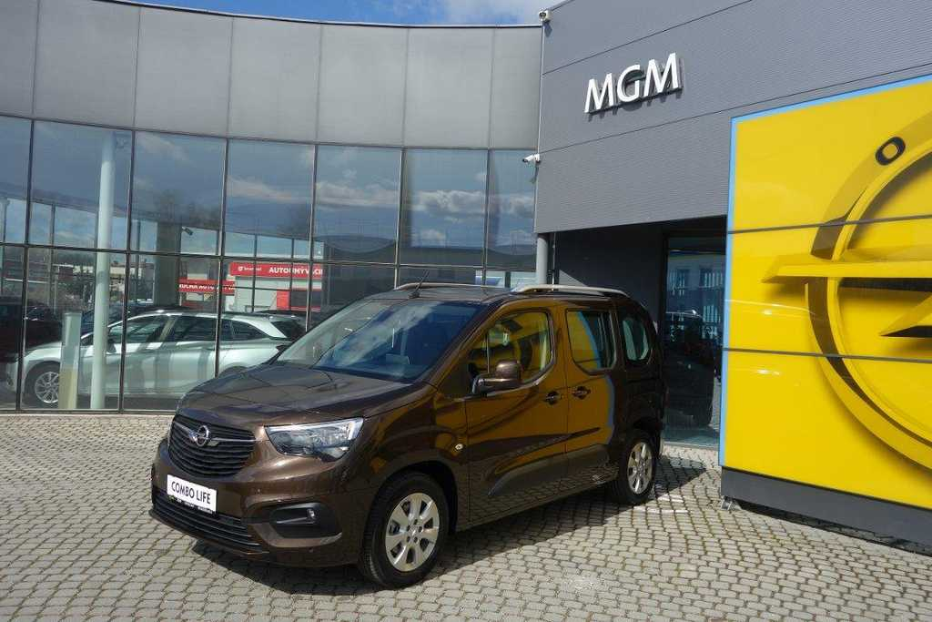 Opel Combo  Enjoy 1.2 Turbo 81kw/110k MT6