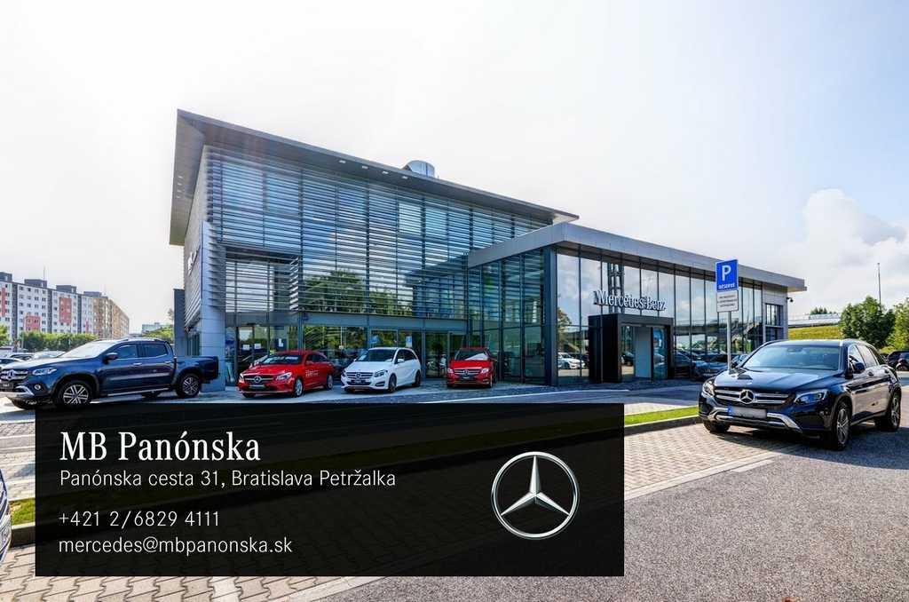 Mercedes-Benz V 300 d Long