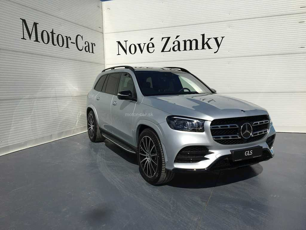 MERCEDES-BENZ GLS 400 d 4MATIC