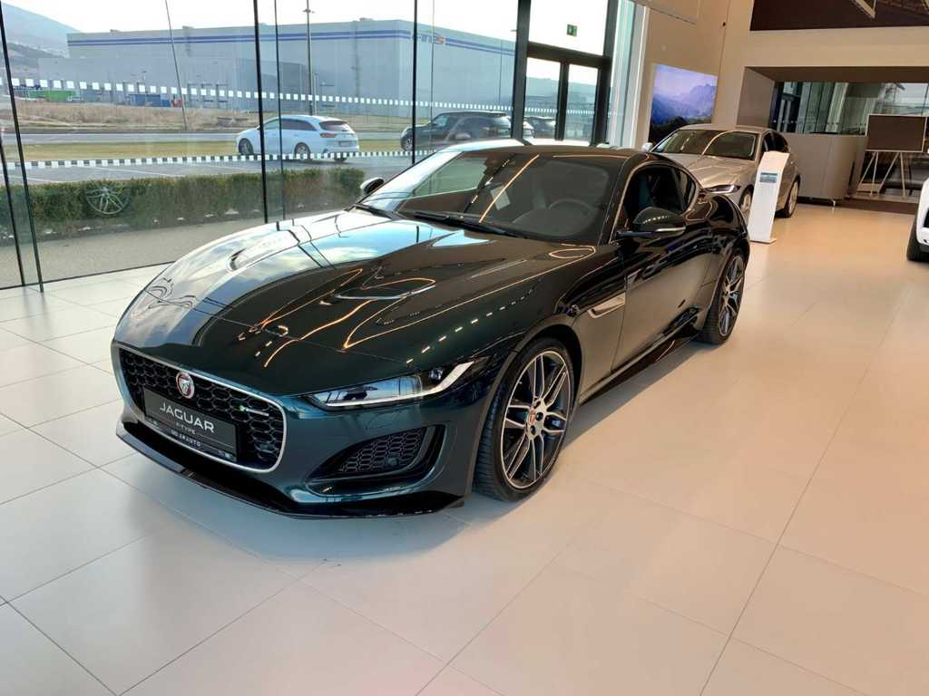 Jaguar F-Type Coupe 5.0L V8 R-Dynamic AWD Auto