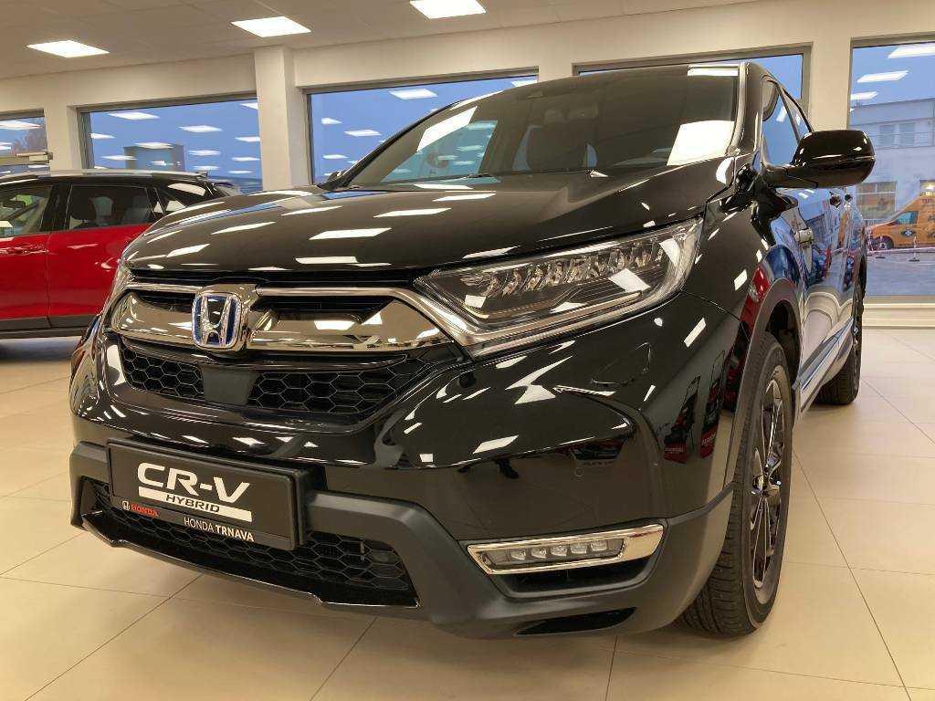 Honda CR-V 2.0 e:HEV Sport Line 2WD