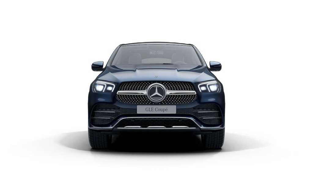 Mercedes-Benz GLE 350 de 4MATIC kupé