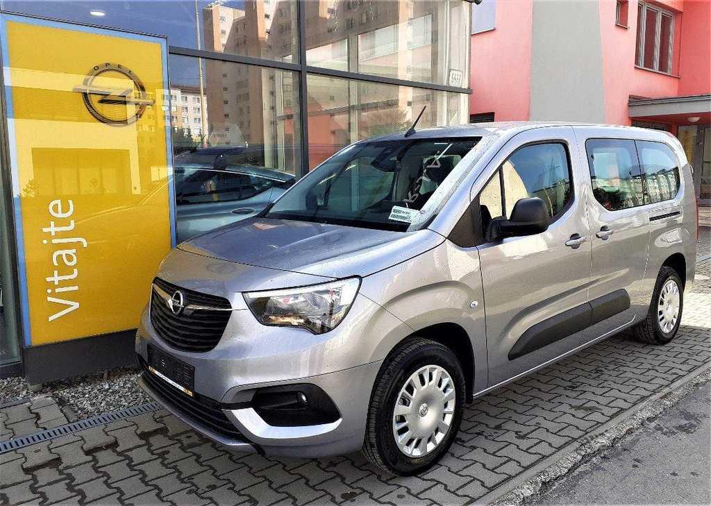 Opel Combo  Edition Plus L2 1.2T 81KW/110K