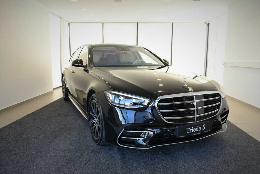 Mercedes-Benz S 400 d 4MATIC sedan