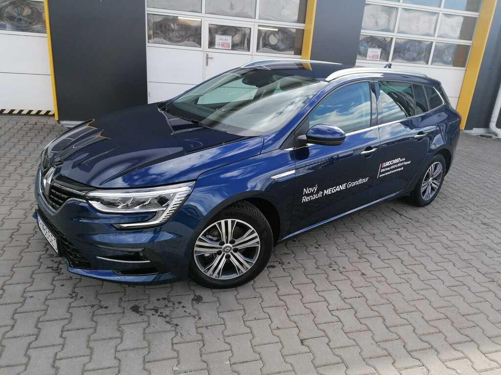 Renault Mégane Nový Grandtour INTENS Blue dCi 115