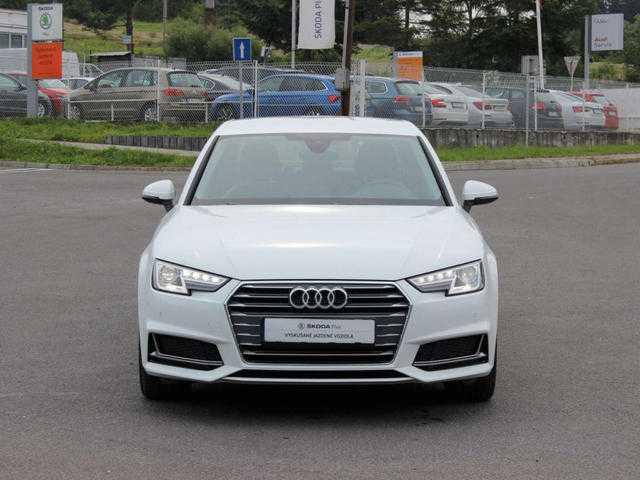 Audi A4 35 2.0.TDI SPORT